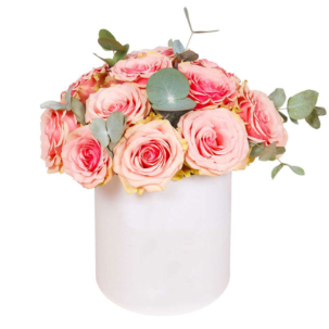 """Цветы в коробке """"Загадка"""""""
